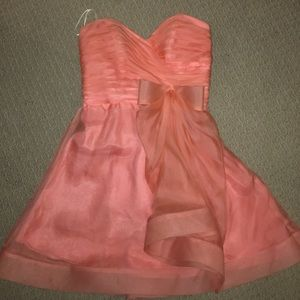 ABS Sweetheart Bow dress