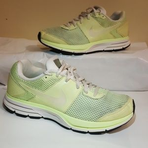 Lime green Nike Shoes