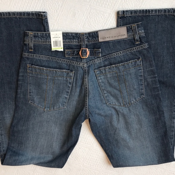 fb8e148f Tommy Hilfiger Jeans | Womens 4 Berkeley Boy Fit | Poshmark