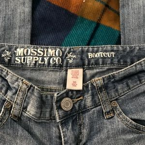 Mossimo Supply Jeans BootCut