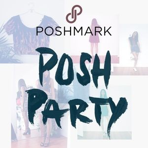 CO-HOSTING AGAIN!  Posh Party! 11/24/2017 7pm PST