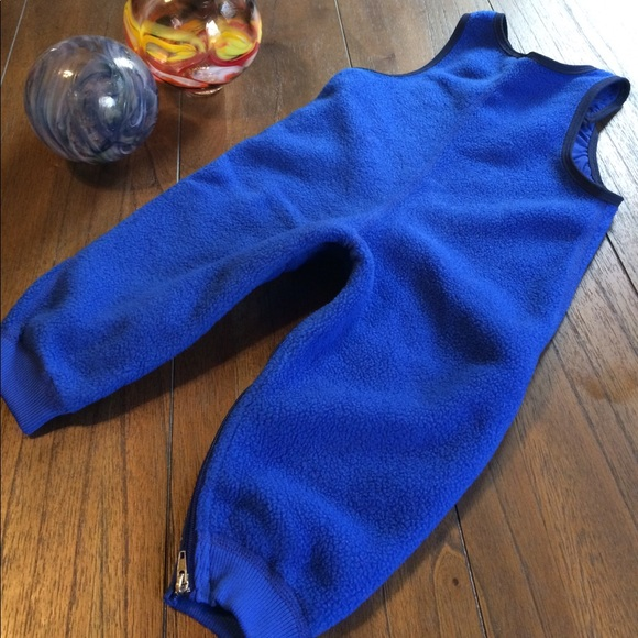 64ad336c3098 Vintage Patagonia Fleece Bib Overalls. M 59bb2218522b454bc800208d. Other One  Pieces ...