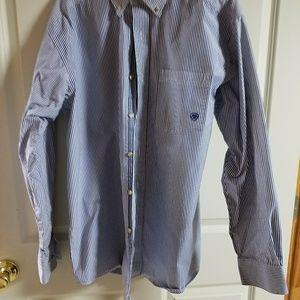 Ariat Pro Series Button Down Shirt