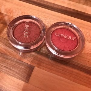 Clinique cheek pop blush nude lot - fig & ginger