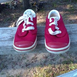 Keds Shoe's Girl's Size 4.5 Toddler