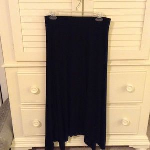 Dresses & Skirts - CHAUS- Long black skirt