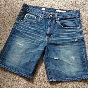 Ag Adriano Goldschmied Denim Shorts size 29
