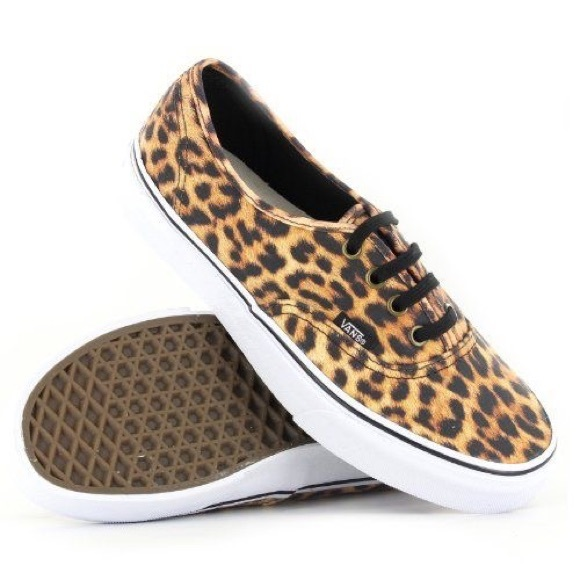 Image result for leopard print vans