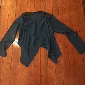 Sassy Blue Jacket