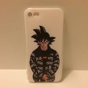 Accessories Goku X Supreme Dragon Ball Z Iphone 7 Case