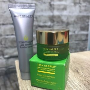 Other - Travel Size Facial Products   Mask, Tanner, Serum