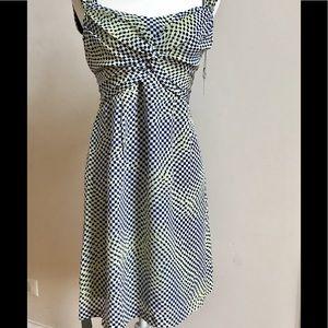 Elegant Nanette Lepore Silk Dress