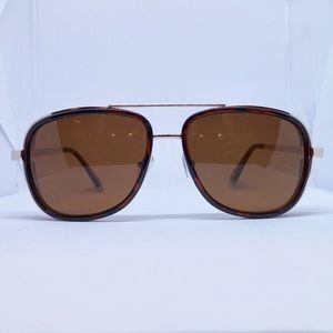 Other - Ultra Cool Square Aviators With Side Blinders