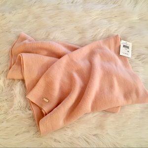 Calvin Klein blush infinity scarf