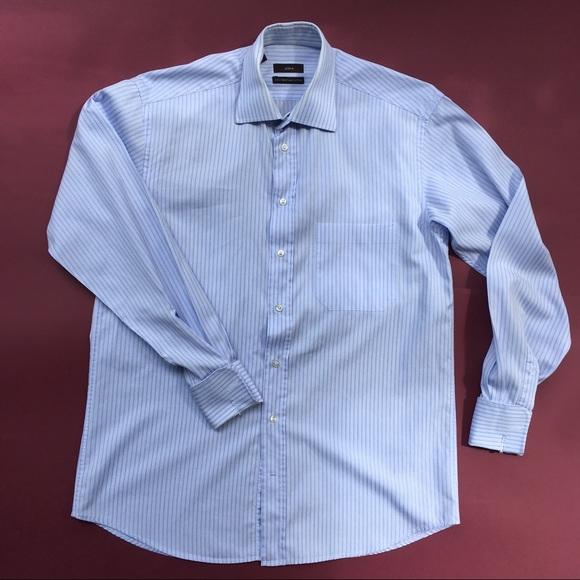 fbcaa61324 Alara Finest Egyptian Cotton French Cuff Shirt NWT