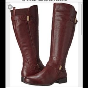 NWT Leather Boots
