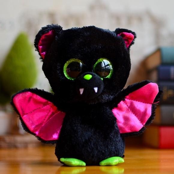 7205e5ca546 TY Beanie Boo Plush - Igor the Bat 5.5