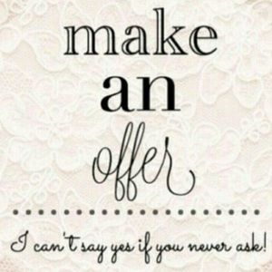 Other - ✨All offers considered✨