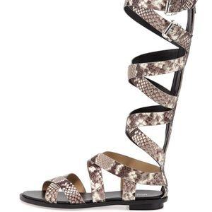 MICHAEL Michael Kors Darby Tall Gladiator Sandals