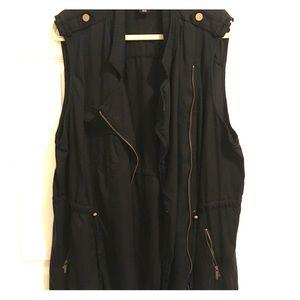 Lane Bryant Cargo Vest