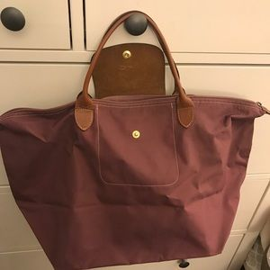 Long champ medium bag