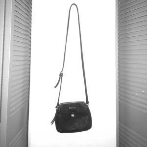 Black Cross Bag