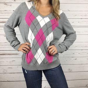 IZOD XL Woman's Gray Sweater