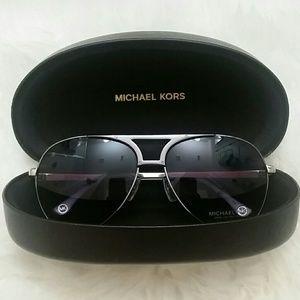 Michael Kors Key Largo M2051S Aviator Sunglasses