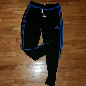 Adidas tiro 15 soccer tapered soccer track pants