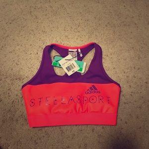 Adidas by Stella McCartney Sports Bra - XS
