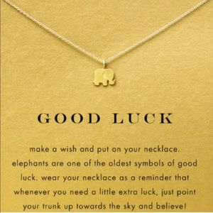 Jewelry - Good Luck!