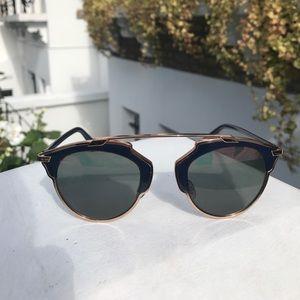 Authentic DIOR sunglasses with original case