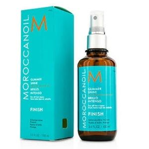 Other - Moroccan Oil glimmer shine spray