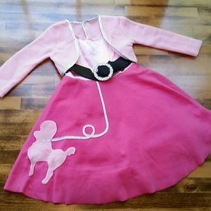 Other - 50's girl costume