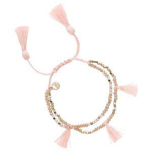 🆕 Jolie Layered Tassel Bracelet