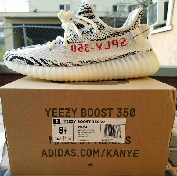 Yeezy Shoes | Yeezy Zebra Size 85