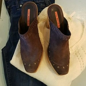 Via Spiga Slip on Boots