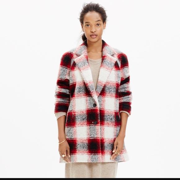301e31aa53 Madewell Jackets   Blazers - Madewell Depot Cocoon Coat