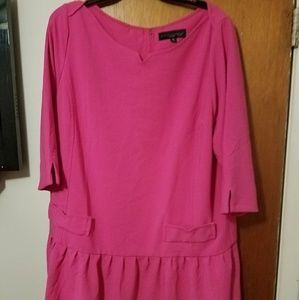New without Tag Plus Size VictoriaBeckham Dress
