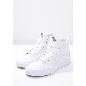 Shoes - VANS   White Sk8-Hi