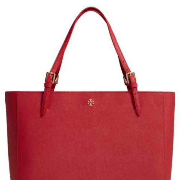 8e30bad05948 Tory Burch Parker Triple Compartment Tote. M 59c15661620ff78bf601842f