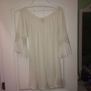 Tops - White Boutique long shirt