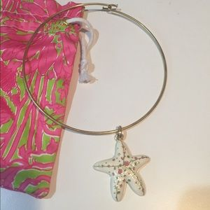 VGUC Lilly Pulitzer Starfish Necklace