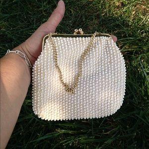⚡️FLASH SALE⚡️LaRegale Vintage Beaded evening bag