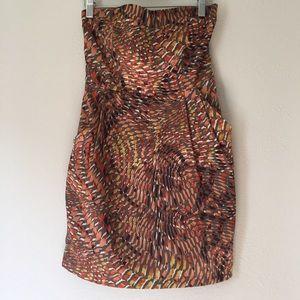 Silk Kaleidoscope Dress