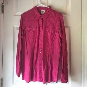 Ariat Western Button Down Shirt