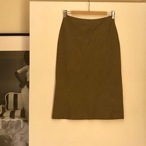 Narciso Rodriguez Italian-made Aline skirt size 6