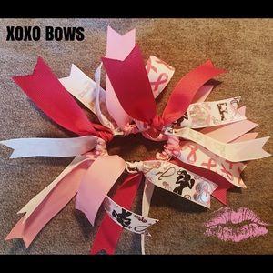 Accessories - Breast Cancer Hair Tie