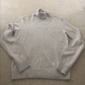 Ralph Lauren gray turtle neck small