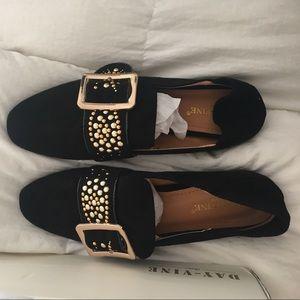 Velvet Loafers, brand new!